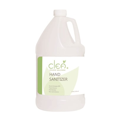 Clea Instant Hand Sanitizer, 1 Gallon