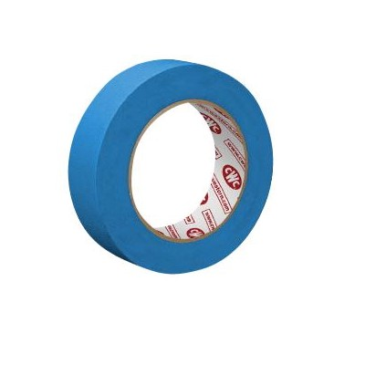 "1"" x 60yds Blue Masking Tape, 36rls/cs"