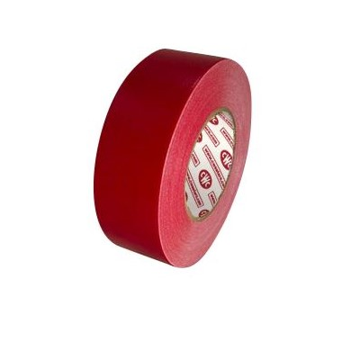 "2"" x 60yds, 9mil, Red Duct Tape, 24/cs"