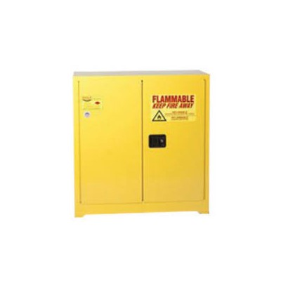 30 Gallon Flammable Materials Safety Sto