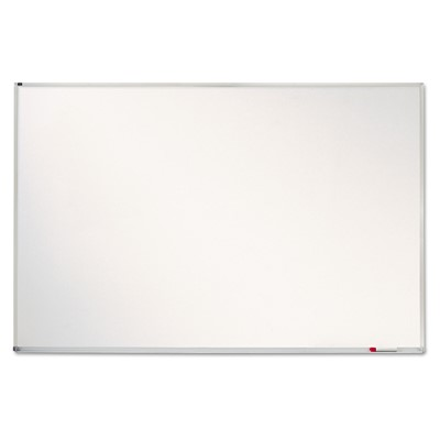 Porcelain Magnetic Whiteboard, 72 x 48,