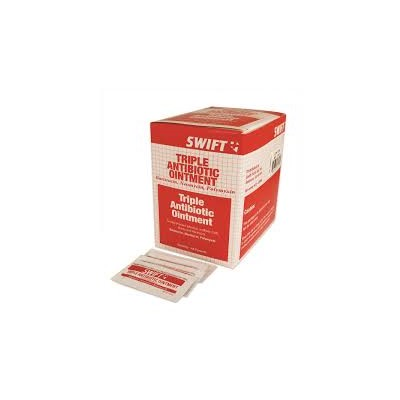Triple Antibiotic Ointment, .5gm Pouch,