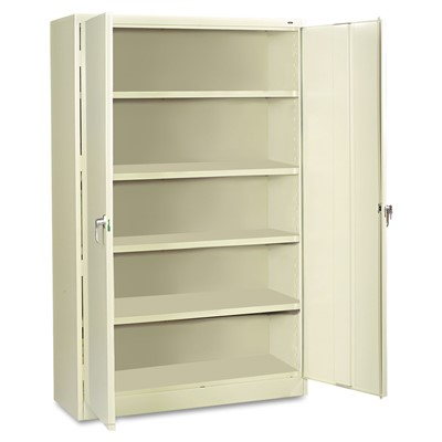 Assembled Jumbo Steel Storage Cabinet, 4